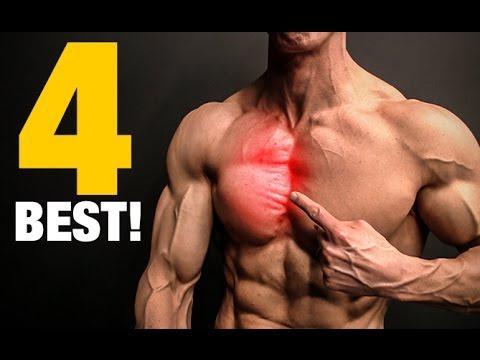 4 Bài tập ngực trong giúp bạn có cơ ngực đẹp